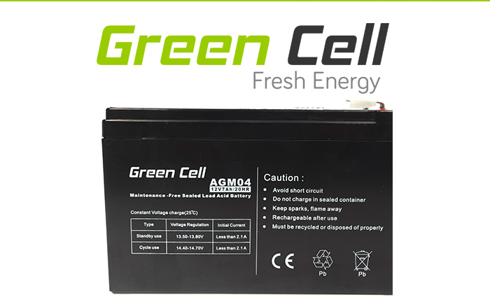 Green Cell Fresh Energy