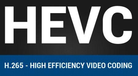 Kompresja H.265 / HEVC