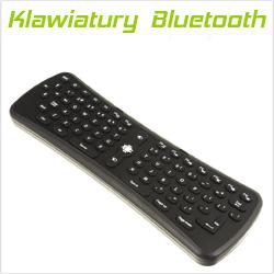 Instrukcja obsługi klawiatur Bluetooth