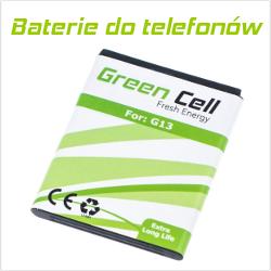 Instrukcja użytkowania baterii do telefonów