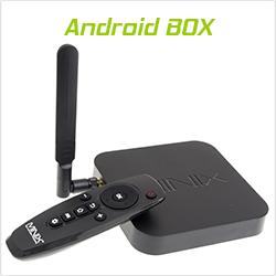 Instrukcja obsługi Android Box Minix