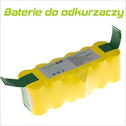 Instrukcja użytkowania baterii do odkurzaczy